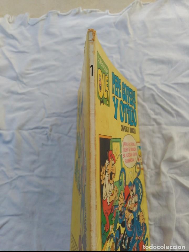 Tebeos: Olé Nº 1 2ª Edición 1975 - Foto 3 - 177801027