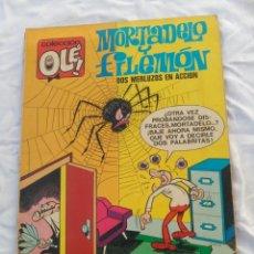 Tebeos: OLÉ Nº 35 1ª EDICIÓN 1971. Lote 177802480