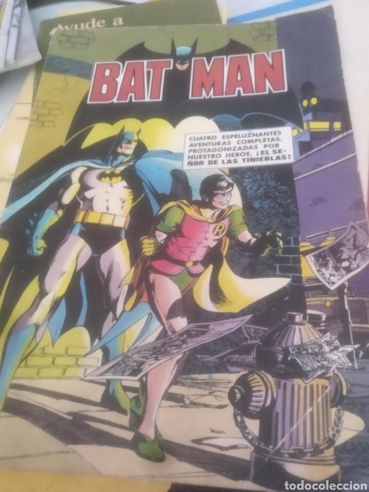 CÓMIC BATMAN BRUGUERA, N° 3 (Tebeos y Comics - Bruguera - Otros)