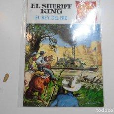 Tebeos: SHERIFF KING Nº 51 REY DEL RIO. Lote 177841452