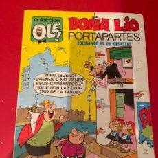 Tebeos: DOÑA LIO PORTAPARTES N 27. 2 ED. 1977. PERFECTO ESTADO. Lote 177849862