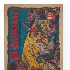 Tebeos: EL CACHORRO LOTE DE 4 NÚMEROS: 2,3, 4 Y 5 - AÑO 1951 ** EDITORIAL BRUGUERA** . Lote 177867329
