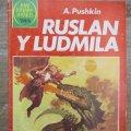 Lote 177934873: JOYAS LITERARIAS JUVENILES - RUSLAN Y LUDMILA - Nº 255 - BRUGUERA