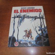 Tebeos: BUDDY LONGWAY Nº 7 EL ENEMIGO (DERIB) TAPA DURA. JET BRUGUERA 1983. Lote 177937025