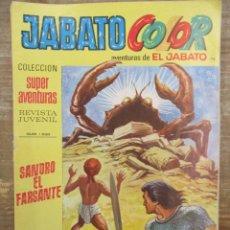 Tebeos: JABATO COLOR - 1ª EPOCA - SUPERAVENTURAS - Nº 175 - BRUGUERA. Lote 177946204