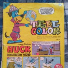 Tebeos: COMIC TELE COLOR 1962 (00). Lote 177946354