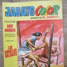Tebeos: JABATO COLOR - 1ª EPOCA - SUPERAVENTURAS - Nº 180 - BRUGUERA. Lote 177947524