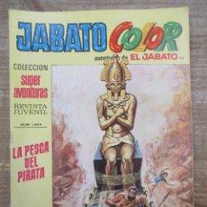 Tebeos: JABATO COLOR - 1ª EPOCA - SUPERAVENTURAS - Nº 182 - BRUGUERA. Lote 177947608