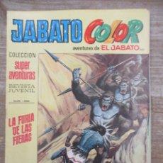 Tebeos: JABATO COLOR - 1ª EPOCA - SUPERAVENTURAS - Nº 203 - BRUGUERA. Lote 177947822