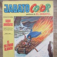 Tebeos: JABATO COLOR - 1ª EPOCA - SUPERAVENTURAS - Nº 212 - BRUGUERA. Lote 177948088