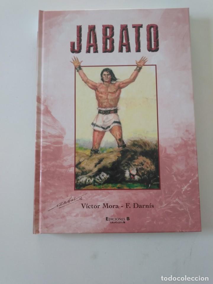 CÓMIC TOMO EL JABATO NÚMERO 2 EDICIONES B 2007 (Tebeos y Comics - Bruguera - Jabato)