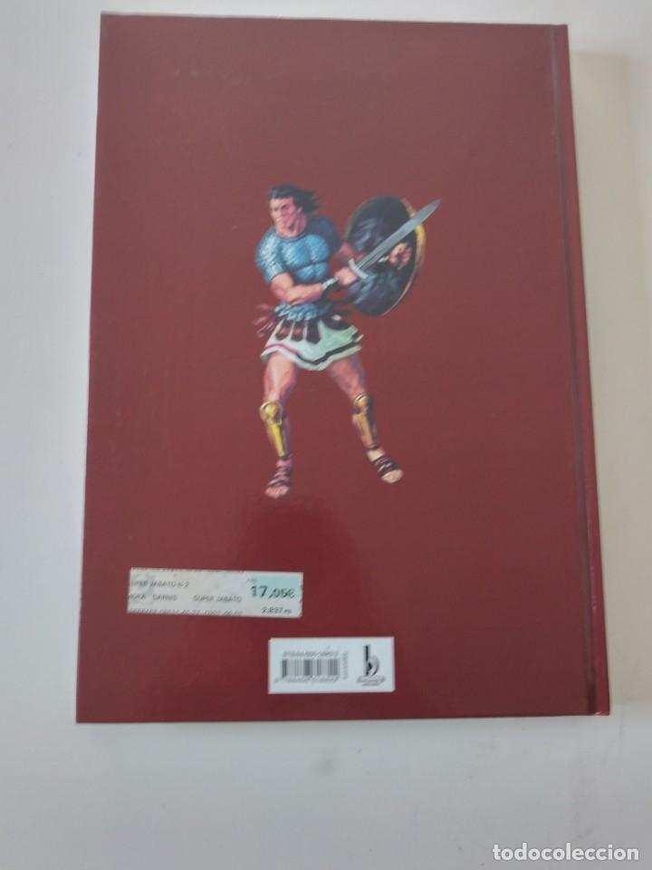 Tebeos: Cómic tomo El Jabato número 2 Ediciones B 2007 - Foto 2 - 177977099
