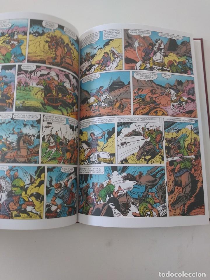 Tebeos: Cómic tomo El Jabato número 2 Ediciones B 2007 - Foto 5 - 177977099