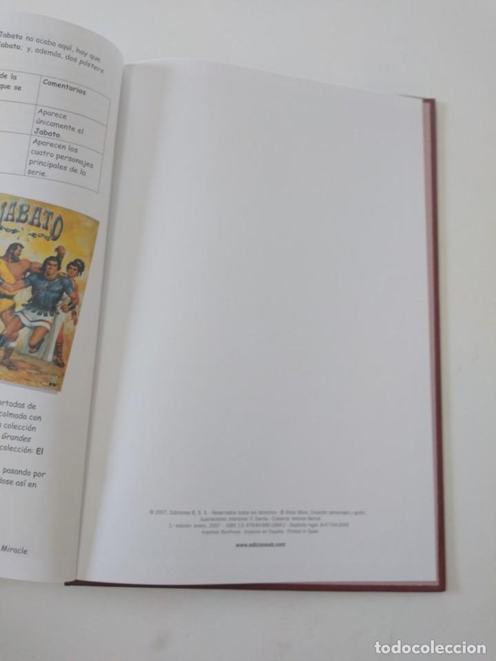 Tebeos: Cómic tomo El Jabato número 2 Ediciones B 2007 - Foto 6 - 177977099