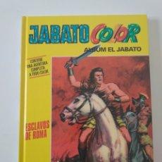 Tebeos: CÓMIC EL JABATO NÚMERO 1 EDITORIAL PLANETA EDICIÓN 2010. Lote 177977899