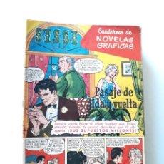 Tebeos: SISSI - GRAN LOTE DE 39 TEBEOS - POSIBILIDAD DE NÚMEROS SUELTOS. Lote 178025188