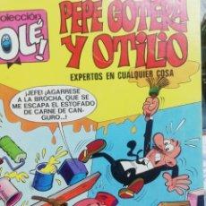 Tebeos: PEPE GOTERA Y OTILIO. EXPERTOS EN CUALQUIER COSA. Lote 178041967