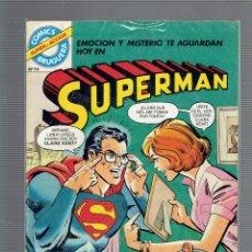 Tebeos: 10 COMICS BURGUERA BATMAN N,2,SUPERMAN N,12,AÑO1979 D.C.. Lote 178062913