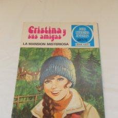 Tebeos: CRISTINA Y SUS AMIGAS. LA MANSION MISTERIOSA. Nº 26. 1ª EDICION 1979. Lote 178068367