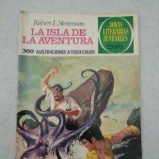 Tebeos: JOYAS LITERARIAS JUVENILES - L.STEVENSON - LA ISLA DE LA AVENTURA - Nº 39 - 1975. Lote 178098979