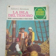 Tebeos: JOYAS LITERARIAS JUVENILES - L.STEVENSON - LA ISLA DEL TESORO - Nº 2 - 1978. Lote 178099160