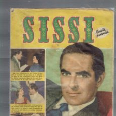 Tebeos: SISSI N,6 AÑO 1 - 1958 EDITORIAL BURGUERA. Lote 178150050