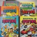 Lote 178226087: SUPER HUMOR - 6 TOMOS - VARIAS EDICIONES - BRUGUERA