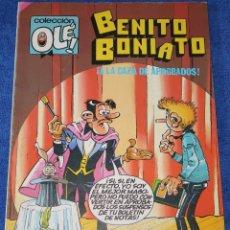 Tebeos: BENITO BONIATO Nº 10 - OLE - BRUGUERA. Lote 178247800