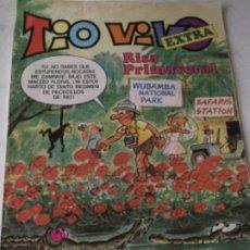 Tebeos: TIO VIVO - EXTRA. Lote 178254367