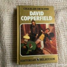 Tebeos: DAVID COPPERFIELD - COLECCIÓN HISTORIAS SELECCIÓN - EDITA : BRUGUERA. Lote 178322196