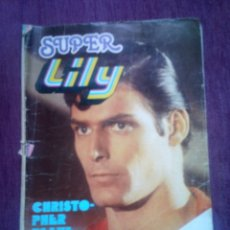 Tebeos: SUPER LILY 39 Z. Lote 191814887