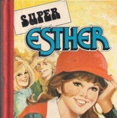 Tebeos: SUPER ESTHER Nº 2. EDITORIAL BRUGUERA. 1ª EDICION.. Lote 178348082