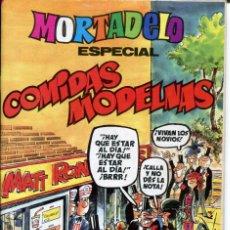 Tebeos: MORTADELO-ESPECIAL 1985. Lote 178362363