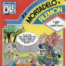 Tebeos: MORTADELO Y FILEMÓN- 25 ANIVERSARIO-BAILE DE DISFRACES- 1983. Lote 178363111