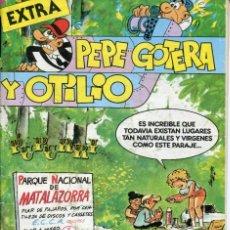 Tebeos: PEPE GOTERA Y OTILIO-EXTRA- 1985. Lote 178363308