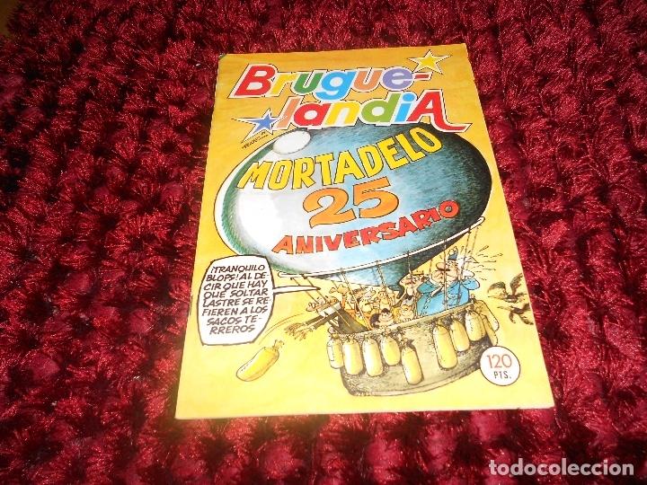BRUGUELANDIA Nº 24 ESPECIAL TRINI TINTURÉ-SIR TIM EL NUEVO CARPANTA-BUENO-1983-DIFÍCIL (Tebeos y Comics - Bruguera - Otros)
