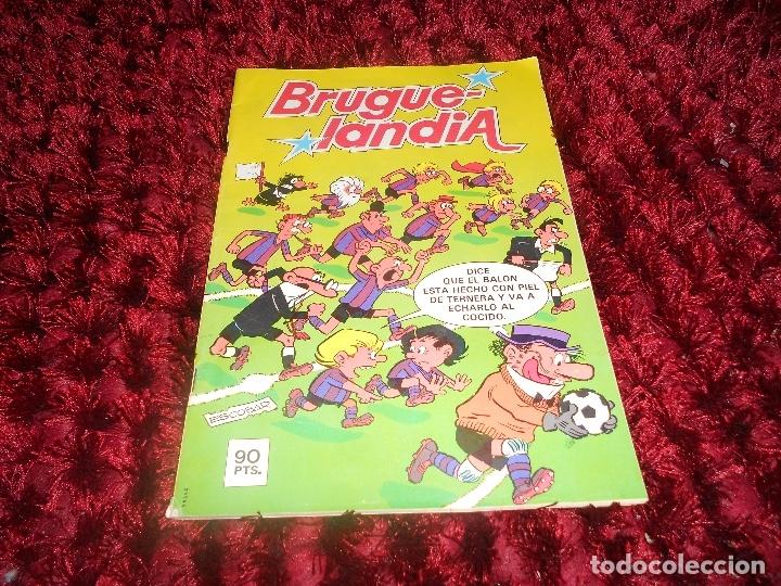 COMIC COLECCION BRUGUELANDIA Nº 5 1981 MMUY BUEN ESTADO (Tebeos y Comics - Bruguera - Otros)