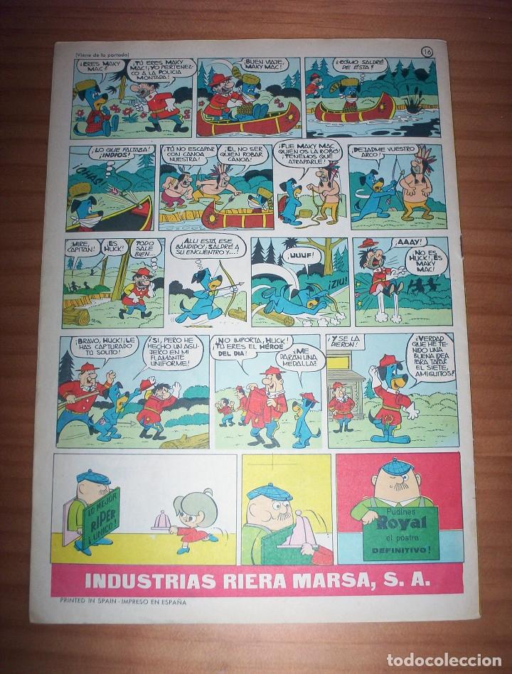 Tebeos: TELE COLOR - NÚMERO 16 - AÑO 1963 - PERFECTO ESTADO - Foto 10 - 178387811