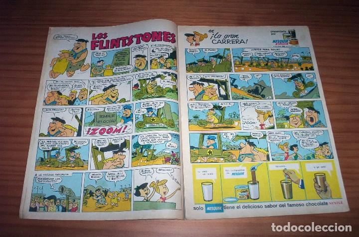 Tebeos: TELE COLOR - NÚMERO 22 - AÑO 1963 - PERFECTO ESTADO - Foto 4 - 178389195