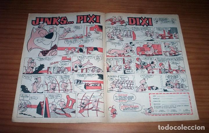 Tebeos: TELE COLOR - NÚMERO 22 - AÑO 1963 - PERFECTO ESTADO - Foto 7 - 178389195
