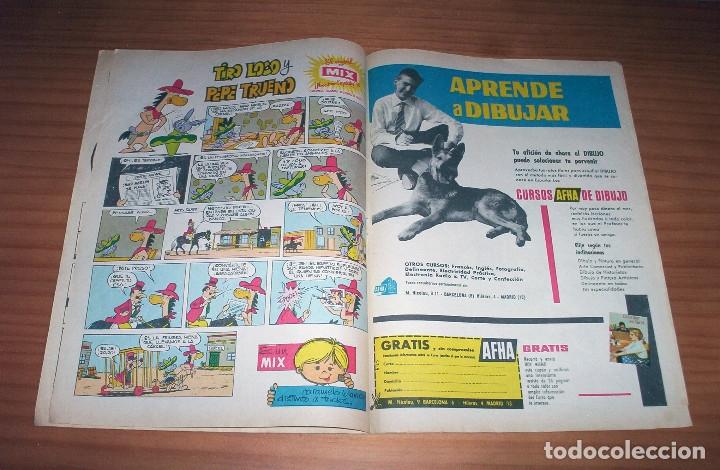 Tebeos: TELE COLOR - NÚMERO 22 - AÑO 1963 - PERFECTO ESTADO - Foto 8 - 178389195