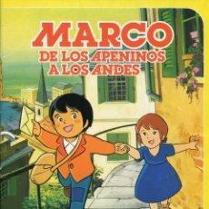Tebeos: MARCO-DE LOS APENINOS A LOS ANDES- Nº 28 AÑO 1976. Lote 178399173