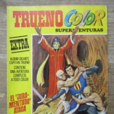 Tebeos: CAPITAN TRUENO - TRUENO COLOR / ALBUM TRUENO - Nº 6 - BRUGUERA. Lote 178436410