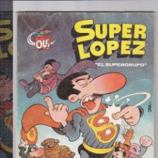 Tebeos: SUPER LOPEZ-EL SUPERGRUPO- Nº2. Lote 178557741