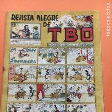 Tebeos: TBO REVISTA ALEGRE. Lote 178562036