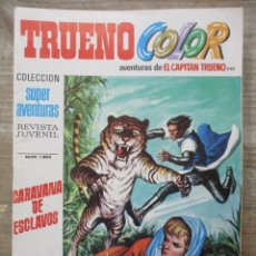 Tebeos: CAPITAN TRUENO - TRUENO COLOR - Nº 230 - SUPER AVENTURAS - BRUGUERA . Lote 178596223