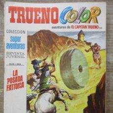 Tebeos: CAPITAN TRUENO - TRUENO COLOR - Nº 235 - SUPER AVENTURAS - BRUGUERA . Lote 178596593