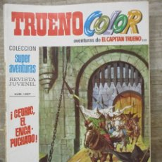 Tebeos: CAPITAN TRUENO - TRUENO COLOR - Nº 252 - SUPER AVENTURAS - BRUGUERA . Lote 178596881