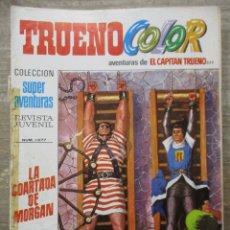 Tebeos: CAPITAN TRUENO - TRUENO COLOR - Nº 277 - SUPER AVENTURAS - BRUGUERA . Lote 178596925