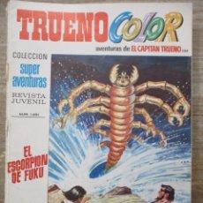 Tebeos: CAPITAN TRUENO - TRUENO COLOR - Nº 284 - SUPER AVENTURAS - BRUGUERA . Lote 178597427